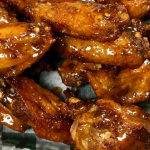 perfect chicken wing sauce